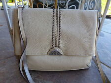 BRIGHTON NWT OCTAVIA LEATHER SMALL CROSSBODY PURSE/HANDBAG MSRP $210.00