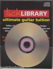 Lick Library The Darkness Guitar Jamtrax Jam Trax CD