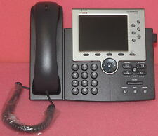 Cisco CP-7965G IP Phone SIP AsterixK Compatible Firmware 7965 7965G 8xAvailable