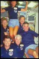 323038 SHUTTLE Crew A4 FOTO STAMPA