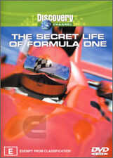 Discovery - Secret Life Of Formula One (DVD, 2004) New  Region 4
