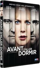"""DVD """"Avant d'aller dormir"""" -Nicole Kidman       NEUF SOUS BLISTER"""