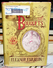 The Two Bouquets by Eleanor Farjeon (London: Michael Joseph, 1948) HCDJ 1st Ed