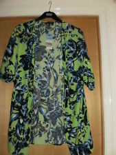 M & S Beachwear Open Blouse BNWT Size Small 8-10