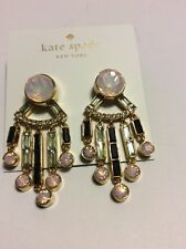 Kate Spade New York 'Clink Of Ice' Jeweled Fringe Drop Earrings $98 AB 175