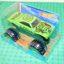 2017 Hot Wheels Monster Jam - 1:24 Scale - Gas Monkey Garage