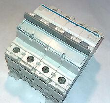 HAGER MCA 463 C63 63 A  4 POLO 434700  MAGNETOTERMICO CIRCUIT BREAKER