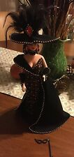 1993 Masquerade Ball Barbie (Bob Mackie) with Box, Mask, and Stand