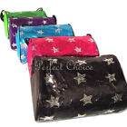 Stylish Girls Kids' Dancewear Dance Duffel Bag Gymnastics Cheer Stars Sequin NEW