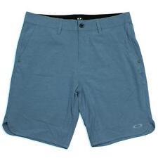 Oakley Crater Amphibian 2 Sky Blue 34 Mens Swim Surf Beach Boardies Board Shorts