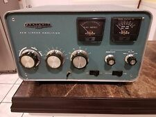 Heathkit SB-220 Linear Amplifier Eimac 3-500Z Tubes Ham Radio