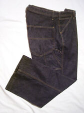 POLO RALPH LAUREN ~ Mens Black  CARPENTER  Jeans ~ Sz 32 x 29 ~ PERFECT