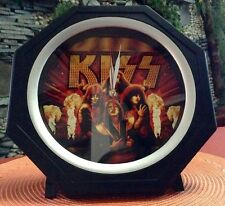 KISS Memorabilia Collectors' Wall Clock