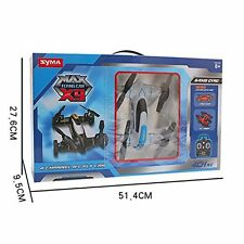 Syma X9 Fly Car 4 Channel 2.4Ghz RC Quadcopter BLACK Camera & Photo Feature