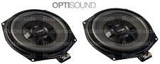 Vibe Optisound BMW 5 Series F10 Car Audio Underseat Subwoofers Upgrade