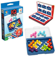 NEW IQ Blox - Multi Level Logic & Strategy Game by Smart Games - Mind Challenge