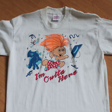 Vintage New ~ 1990s RUSS TROLL GRADUATE T-SHIRT ~ Size L, Never worn or washed