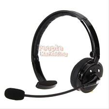Noise Cancelling Wireless Headset Handsfree Bluetooth Boom Mic For Truck Driver