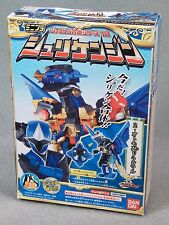 Ninninger DX DRAGOMARU CANDY TOY KIT NEW SEALED Bandai Megazord Shurikenjin