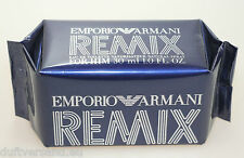 Emporio Armani REMIX for Him 30 ml Eau de Toilette EdT Spray Neu / Folie