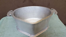 Guardian Service Triangle Roaster Pan Pot Cast Aluminum Pot VTG Cookware USA