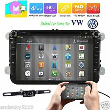 Car Stereo DVD GPS Android6.0 Touch UI for VW Passat B5 Golf POLO MK4 BORA Jetta