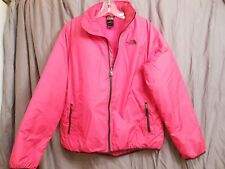 North Face Parka From Jacket (Large) PINK