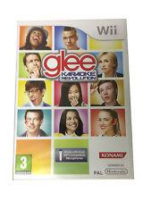 Nuevo Karaoke Revolution Glee por Konami Para Ninetendo Wii-Pal