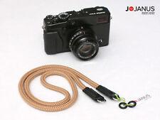 Handmade Camera Rope Strap | Leica Fuji X Olympus OMD Sony RX Nikon DF Canon