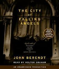 The City of Falling Angels by John Berendt (2005, CD, Unabridged)
