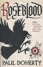 Roseblood, , Very Good condition, Book