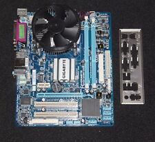 Gigabyte GA-G41MT-ES2L Mainboard Bundle Sockel 775 Intel Core 2 Quad Q9450 DDR3