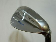 NEW TAYLORMADE SPEEDBLADE 50* AW GAP WEDGE STIFF FLEX STEEL 85 RH