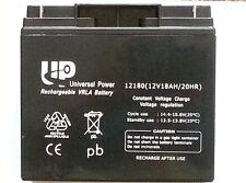 Blei Gel Akku Universal Power 12V 18Ah *Longlife* Notstrom, Rollstuhl usw.