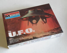 THE INVADERS TV Series UFO MODEL KIT