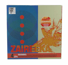 Zaireeka ~ THE FLAMING LIPS ~ Color Vinyl LP Deluxe Box Set RECORD STORE DAY 12""