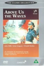 ABOVE US THE WAVES - DVD - REGION 2 UK