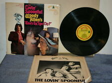 """Vintage Album - The Lovin' Spoonful in Woody Allen's """"What's Up Tiger Lilly?"""""""