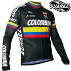 Suarez Colombia National Long Sleeve Cycling Jersey XL - CLEARANCE WAS £54.99