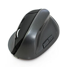 2016 New 2.4GHz Wireless Rechargeable 6D Ergonomic Design Vertical Mouse 1600DPI