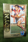 1994 ST GEORGE DRAGONS SERIES 1 RUGBY LEAGUE GOLD CARD - G4 MARK COYNE