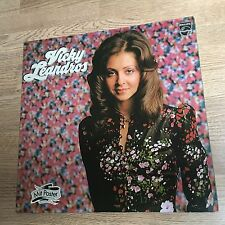 LP 33 tours Allemagne Vicky Leandros 1972 EXC