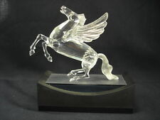 SCS SWAROVSKI CRYSTAL PEGASUS FIGURINE & STAND MINT COND WITH ORIGINAL PACKAGING
