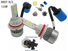110W 9200LM 9007 CREE LED Light Headlight Kit Car Hi/Lo Bulb Kit 6000k White 12V
