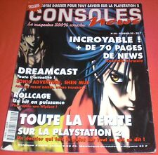 Magazine Consoles News [n°30 Février 99] Sega Dreamcast Playstation PS 1 2 *JRF*