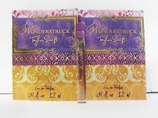 Lot of 2 Taylor Swift Wonderstruck EDP Samples! ~ *MOM*; SPRING! ~ FREE SAMPLE!