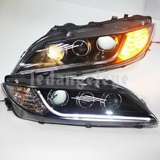 2004-2011 Year For MAZDA 6 M6 LED Headlights Head Lamps Bi Xenon Projector TLZ