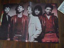 BRAVO Poster von Survivor + Adamt Ant aus Heft 44/1982