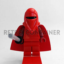 LEGO Minifigures - Emperor's Royal Guard - sw521 - Star Wars Omino Minifig