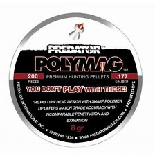 JSB PREDATOR POLYMAG .177 4.50mm Airgun Pellets 200pcs (HUNTING PELLETS)